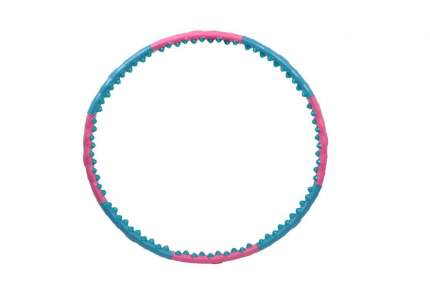 Массажный обруч Bradex SF 0547 110 см розовый/голубой