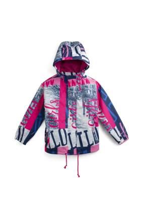 Куртка для девочки PlayToday, цв.мультиколор, р-р 152