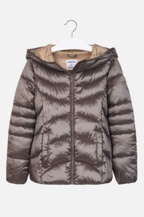 Куртка для девочки Mayoral, цв.серый, р-р 162