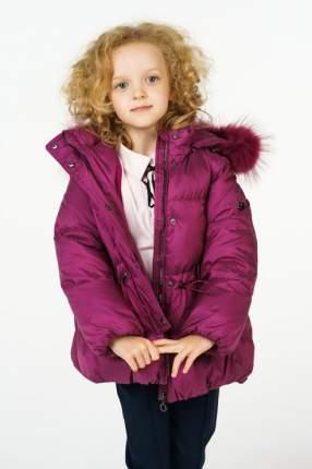 Куртка для девочки Pulka, цв.фиолетовый, р-р 98