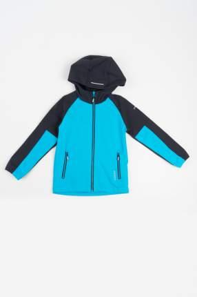 Куртка для мальчика Icepeak, цв.голубой, р-р 152