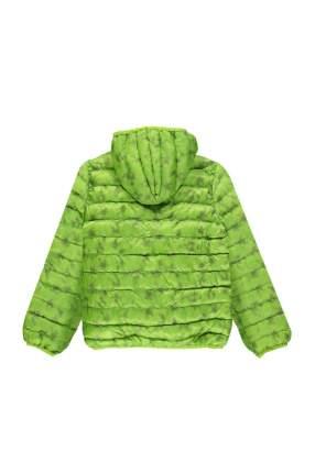 Куртка для мальчика MEK, цв.зеленый, р-р 122