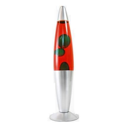Лава-лампа, 41 см, Красная/Зеленая