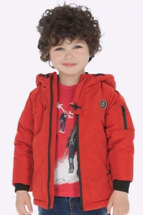 Куртка для мальчика Mayoral, цв.красный, р-р 122
