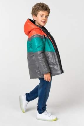 Куртка для мальчика Boboli, цв.серый, р-р 110