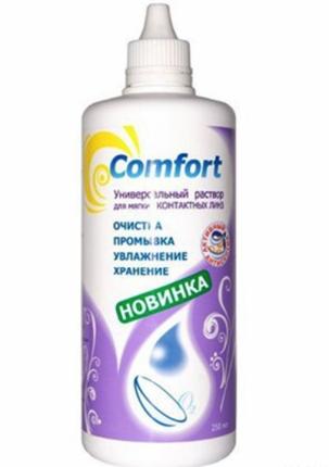 Раствор OptiMed Comfort 250 мл