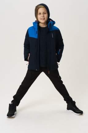 Куртка для мальчика Icepeak, цв.синий, р-р 164