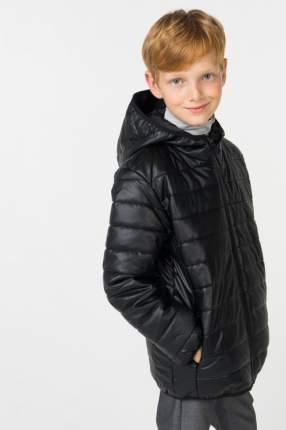 Куртка для мальчика PlayToday, цв.чeрный, р-р 122
