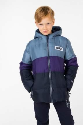 Куртка для мальчика PlayToday, цв.синий, р-р 110