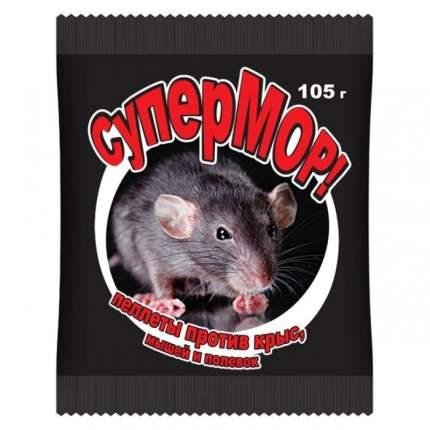 Приманка мышей, полевок, а также серых крыс Ваше Хозяйство Супермор 105 г