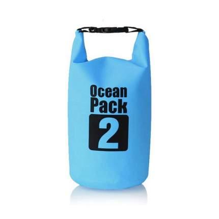 Спортивная сумка Nuobi Vol. Ocean Pack 2 голубая