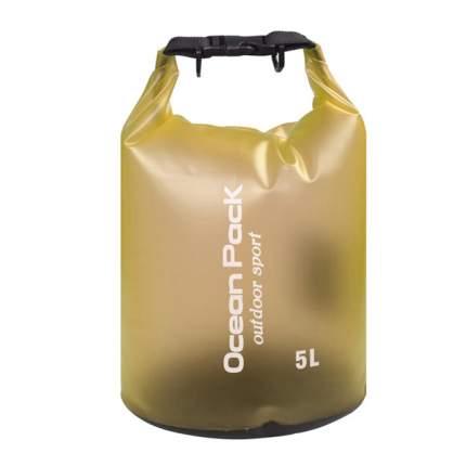 Спортивная сумка Nuobi Ocean Pack Outdoor Sport 5 желтая