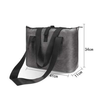 Спортивная сумка Nuobi Runner Ocean Pack желтая