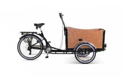 Городской велосипед BearBike Atlant RBKB0YN67002