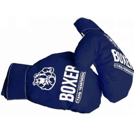 Детские игровые боксерские перчатки Лидер