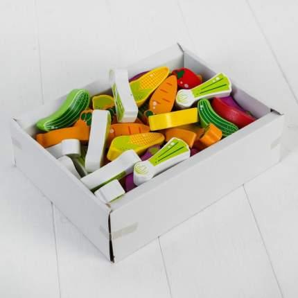 Дженга Овощи, 55 элементов Sima-Land