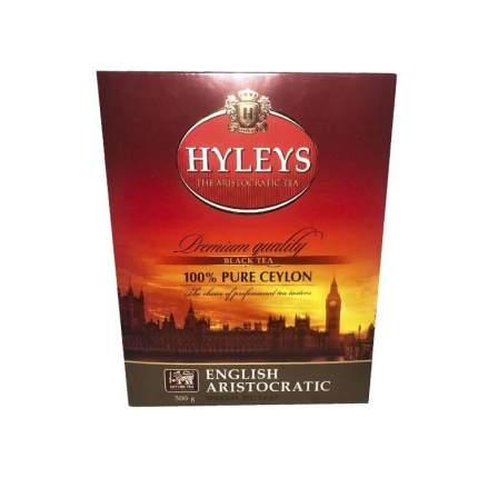 Чай Хэйлис Английский Аристократический 500 грамм, фасовка Цейлон