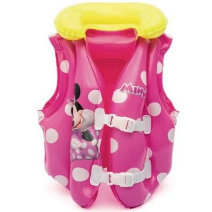 Жилет для плавания Bestway Минни Маус, 51х46 см, 3-6 лет