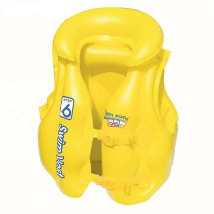 Жилет надувной Bestway Swim Safe, ступень B, 51 х 46 см, 3-6 лет, 32034