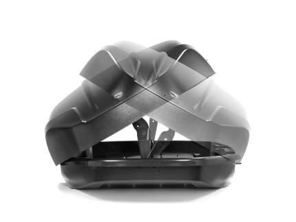 Бокс на крышу Broomer 129.01 черный глянец