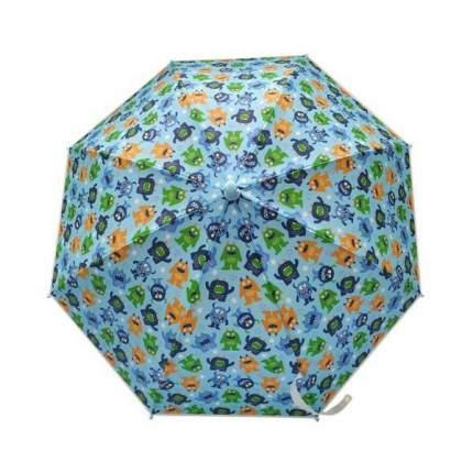 Зонт детский Shantou Gepai Монстрики полуавтомат, 48 см