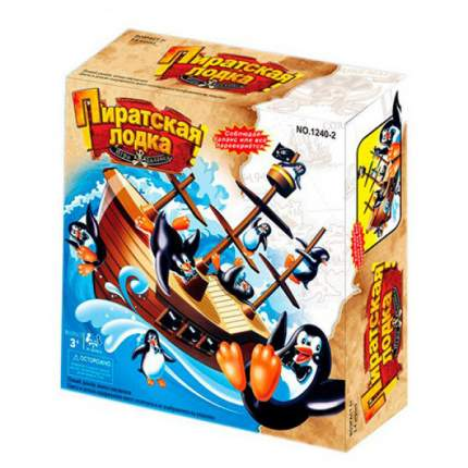 Игра настольная ABtoys Пиратская лодка