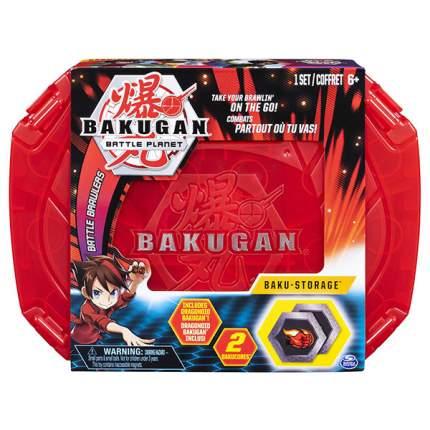 Игровой набор Spin Master Бакуган Кейс для хранения
