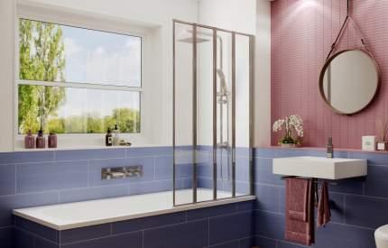 Шторка для ванны Ambassador Bath Screens 16041111R 1000x1400