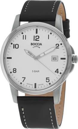 Наручные часы кварцевые мужские Boccia Titanium 3625