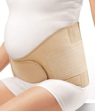 Бандаж для беременных усиленный до- и послеродовый MS-99 Orlett, р.XL, бежевый