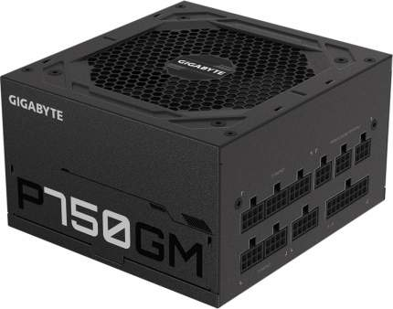 Блок питания компьютера Gigabyte GP-P750GM