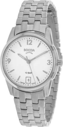 Наручные часы кварцевые женские Boccia Titanium 3272