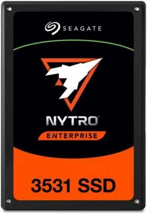 Внутренний SSD накопитель Seagate Nytro 3731 Enterprise SSD 400GB