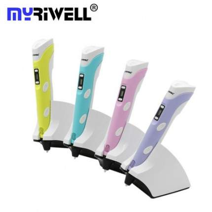 3D ручка MyRiwell RP200B голубой
