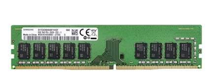 Оперативная память Samsung 8GB DDR4 M391A1K43BB2-CTDQY