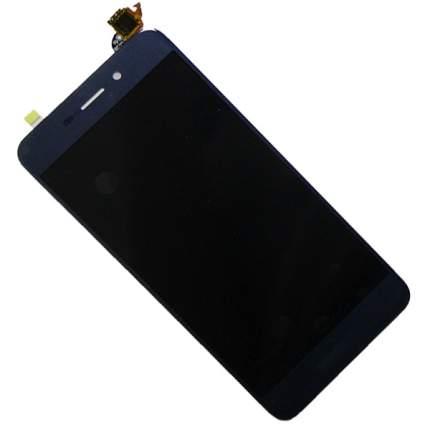 Дисплей для Huawei Honor 6C Pro (JMM-L22) в сборе с тачскрином <синий>