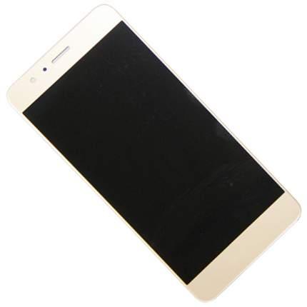Дисплей для Huawei Honor 8 (FRD-L09, FRD-L19) в сборе с тачскрином <золото>