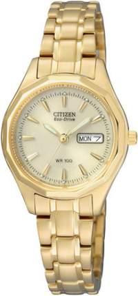 Наручные часы кварцевые женские Citizen EW3142