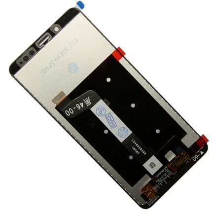 Дисплей для Xiaomi Redmi Note 5, Redmi Note 5 Pro в сборе с тачскрином <черный>