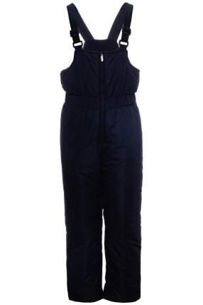 Полукомбинезон утепленный для девочки Button Blue, цв.синий, р-р 152