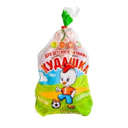 Тушка цыпленка Кудашка для детского питания охлажденная ~1,75 кг