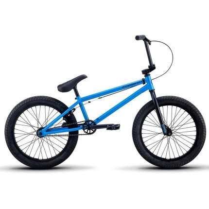 "Велосипед Atom Ion 2021 20.4"" matt cosmos blue"