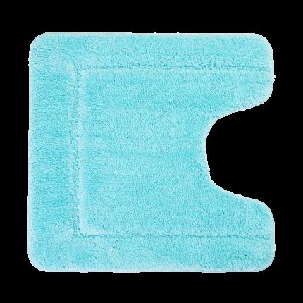 Коврик для ванной Tarrington House u shape 50 х 48 см микрофибра цвета в ассортименте