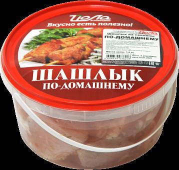 Шашлык свиной Йола по-домашнему охлажденный 1 кг