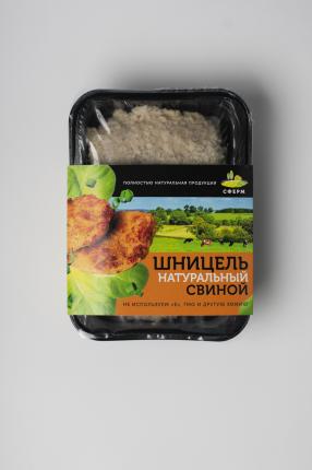 Шницель куриный Прямо с Фермы Натуральный охлажденный 400 г