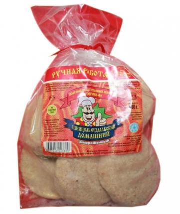 Шницель свино-говяжий Суздальские полуфабрикаты 600 г