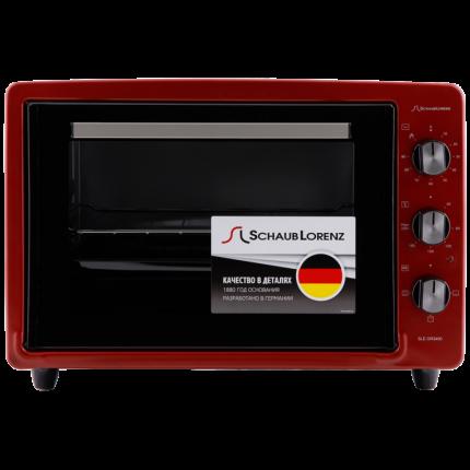 Мини-печь Schaub Lorenz SLE OR3400 Red
