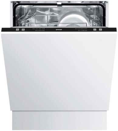 Встраиваемая посудомоечная машина Gorenje GV61212