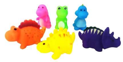 Набор игрушек для купания Dino 6 штук