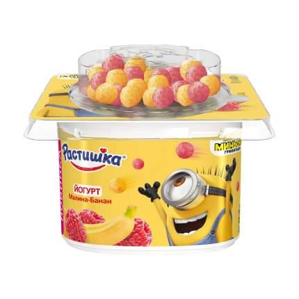 Бзмж йогурт растишка мал/банан с шар.3% 114г